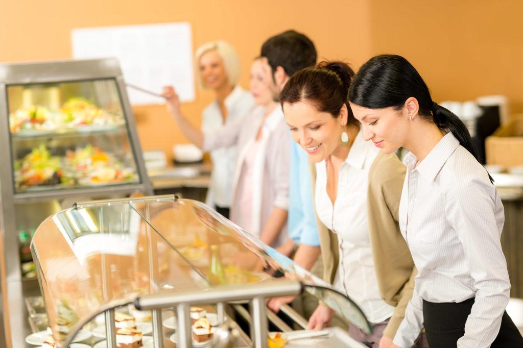 Сети корпоративного питания