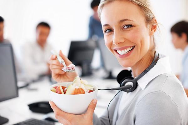 Корпоративное питание с доставкой