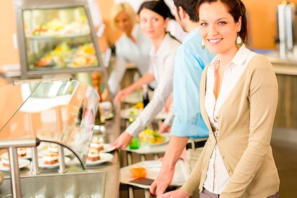 Услуги корпоративного питания