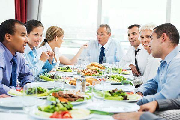 Лидеры корпоративного питания