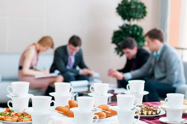 Корпоративное питание на предприятиях
