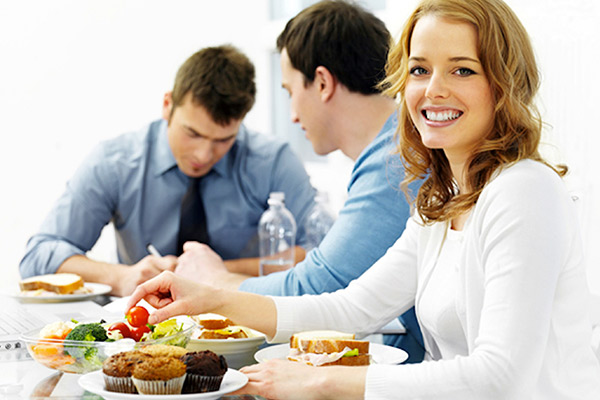 Организация корпоративного питания