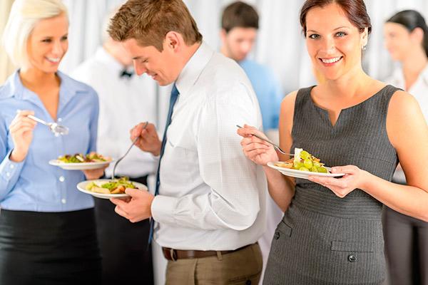 Корпоративное питание заказ