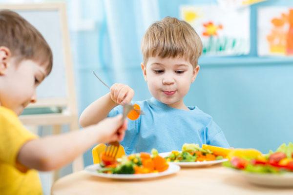 Анализ организации питания в детском саду
