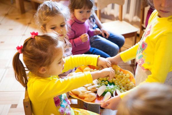 Организация диетического питания в детском саду