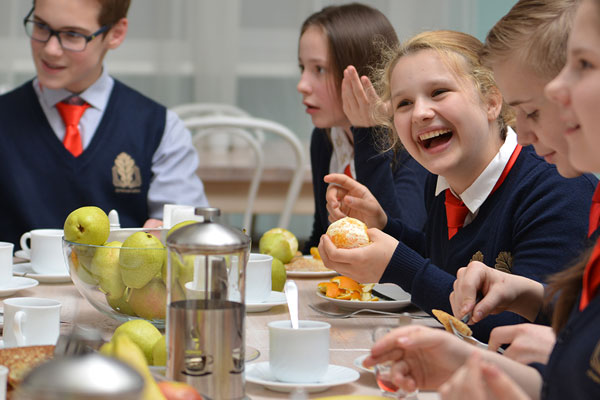Организация питания в детских образовательных учреждениях