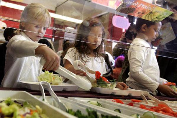 Организация питания в детском доме интернате