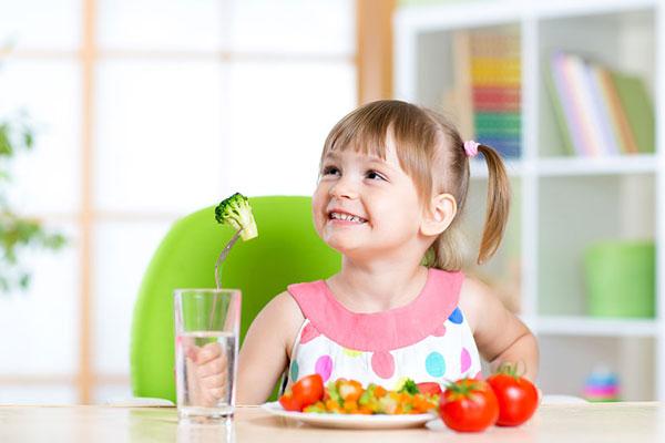 организация питания в средней группе детского сада