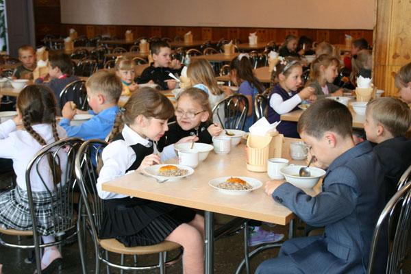 Организация детского питания в школьных учреждениях