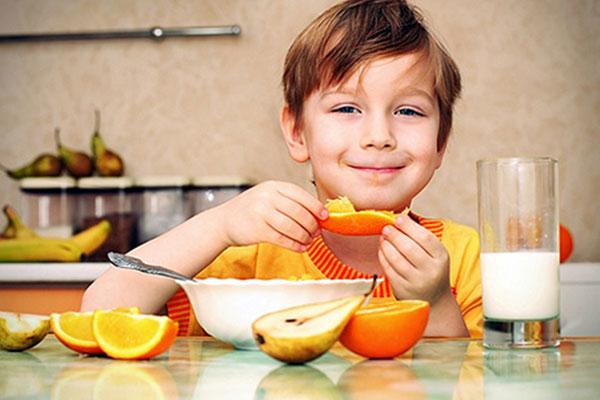 Организация правильного питания в детском саду