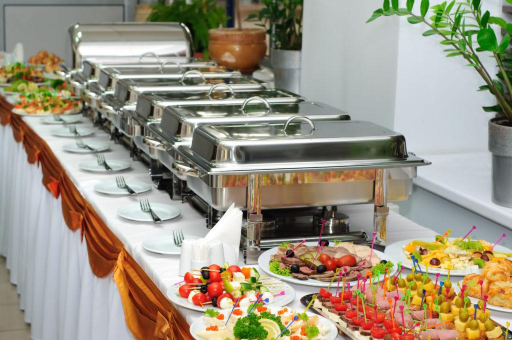 Организация корпоративного питания в Москве