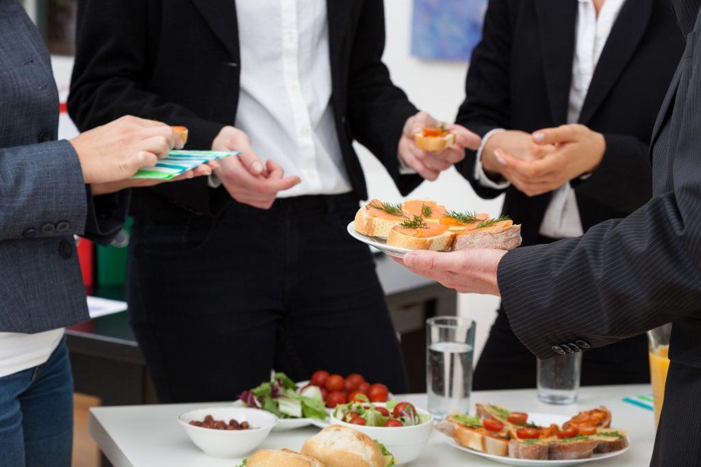 Корпоративное питание сотрудников