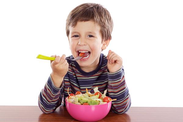 организация питания детских групп
