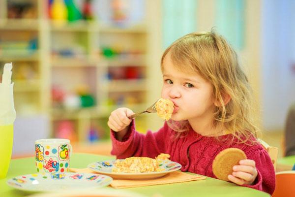 организация питания в группах детского сада