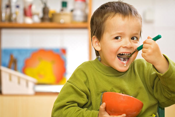 положение об организации детского питания