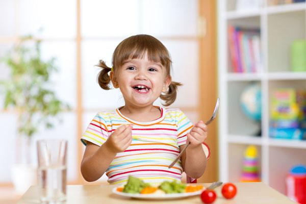 организация питания детей в детском саду