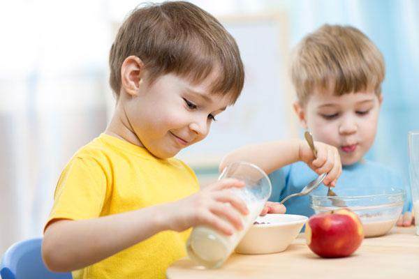 организация детского питания в дошкольных учреждениях