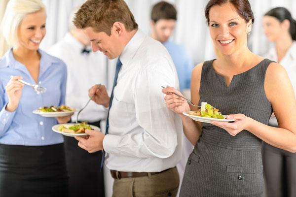 служба корпоративного питания