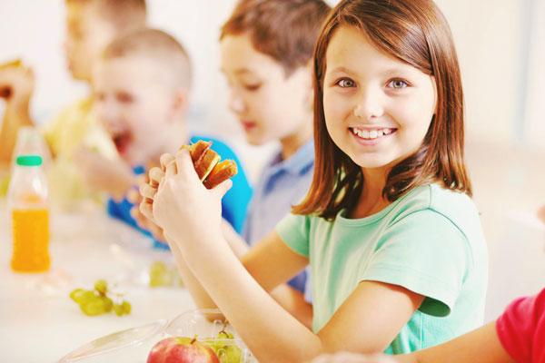 организация питания в детских учреждениях