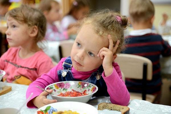 организация детского питания в школах