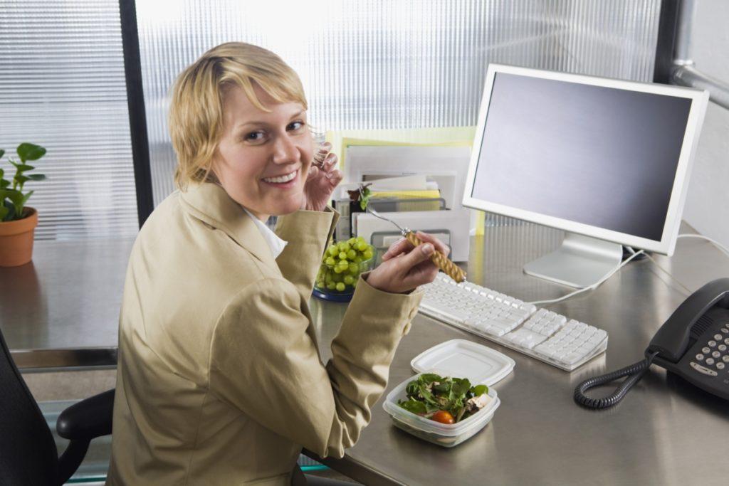 Организация корпоративного питания сотрудников