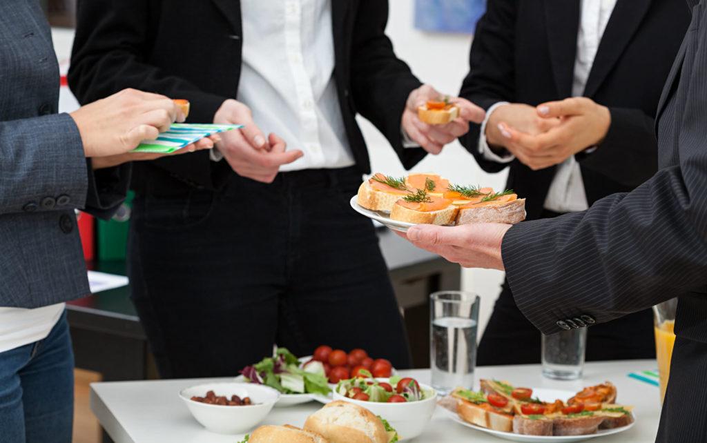 Корпоративное питание столовые