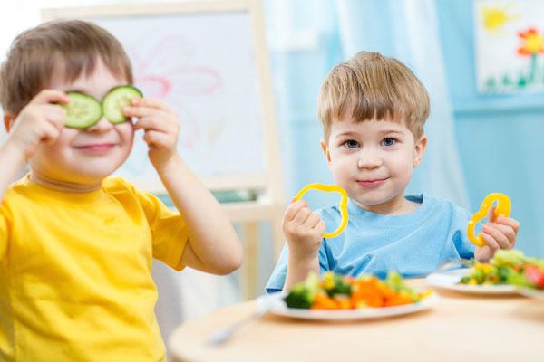 организация питания детей дошкольного возраста