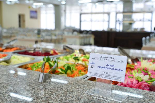 Услуги по организации общественного питания