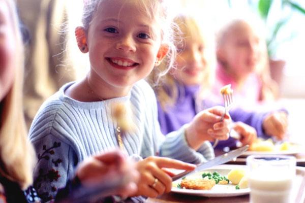 Организация питания детей в образовательных учреждениях