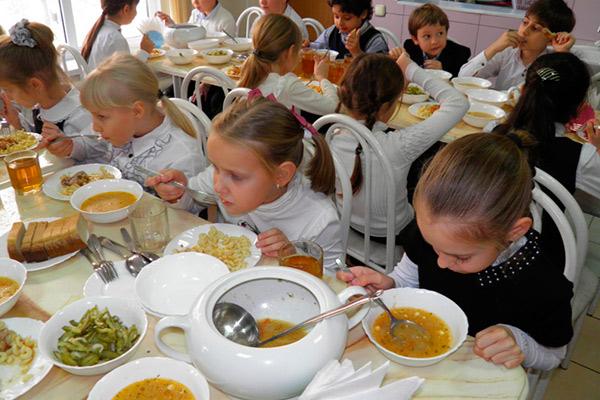 Организация питания в образовательных учреждениях