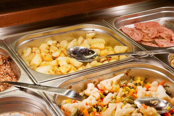 услуги по организации питания сотрудников