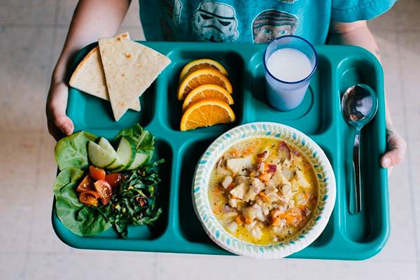 Организация питания в дошкольных учреждениях