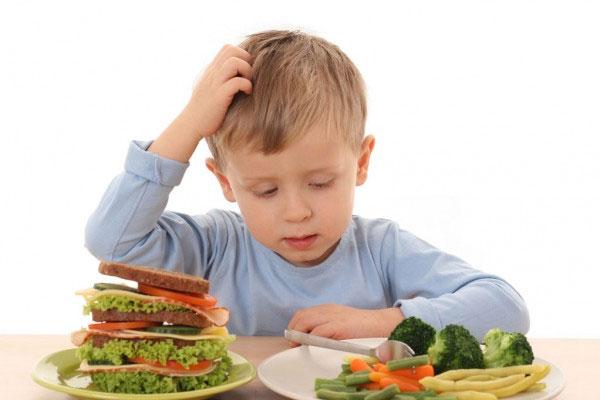 организация питания детей в дошкольных учреждениях