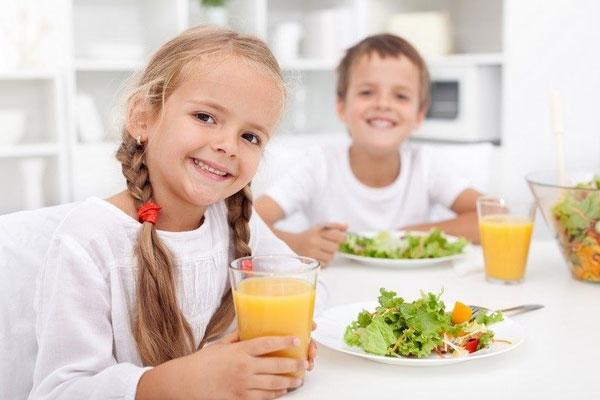 Организация питания детей в дошкольном образовательном учреждении