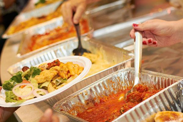 организация предоставления услуг питания